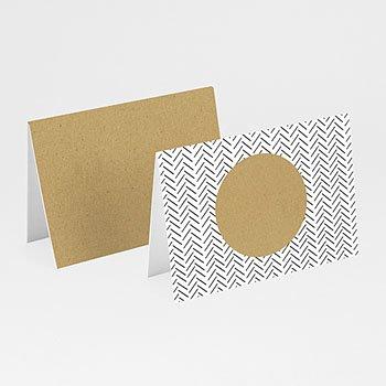 Tischkarten Hochzeit - Zeitlos schön - 0