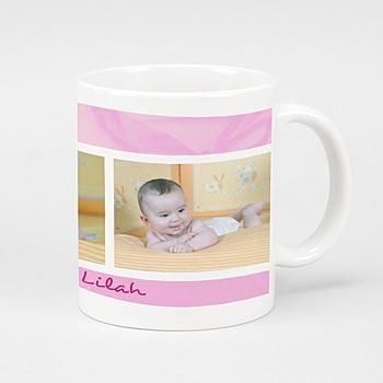 Fototassen - Babykarte Ariane - 1