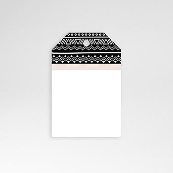 Tischkarten Hochzeit - Boho Motiv - 0