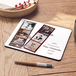 Foto-Mousepad Retro-Fotostreifen