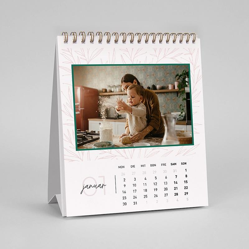 Tischkalender 2020 Happy