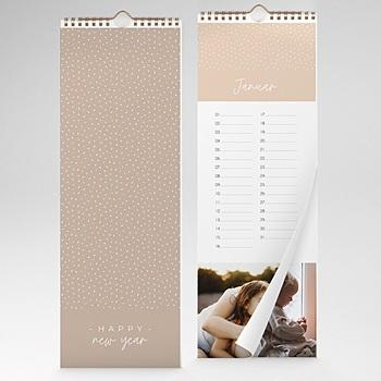 Ewiger Kalender - Sand - 0