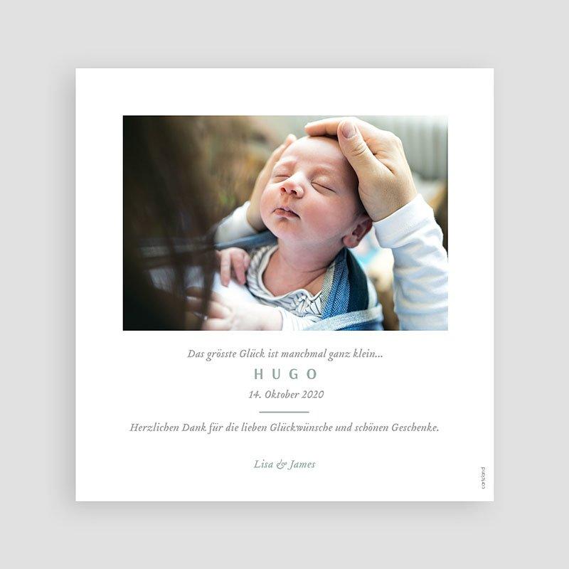 Geburtskarten mit Storch Storch Junge pas cher