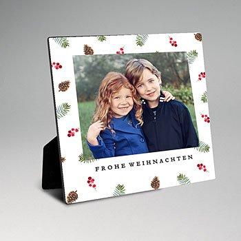 Fotorahmen - Joyful Season - 0
