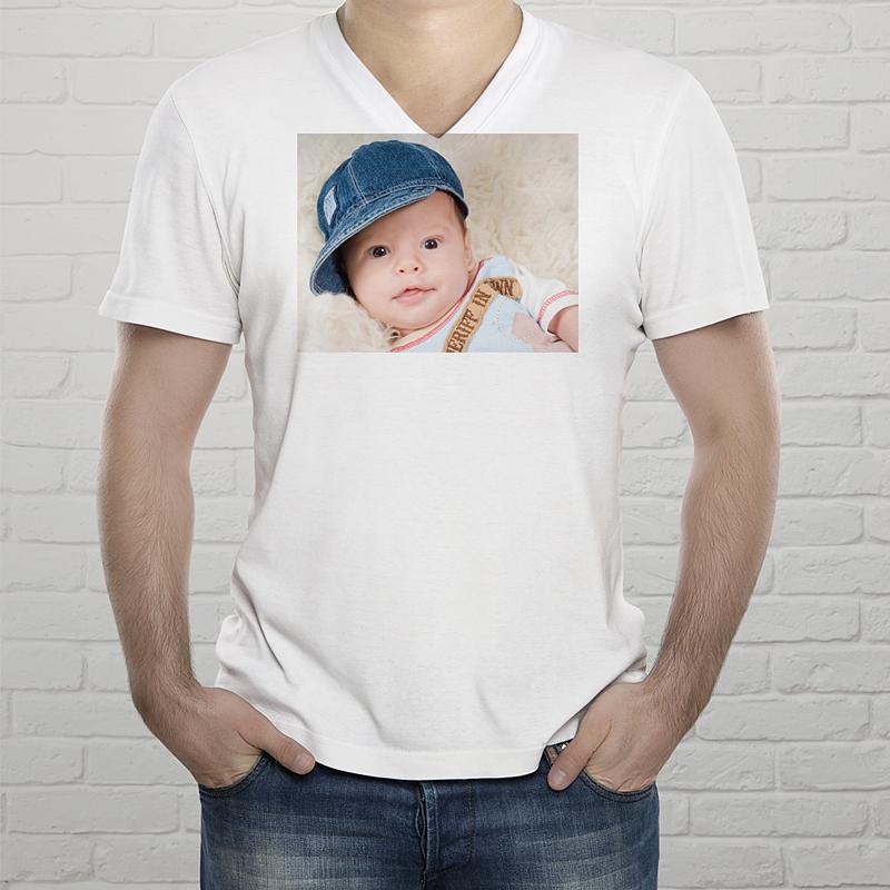 Personalisiertes T-Shirt Fotodesign