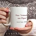 Fototasse Weihnachten - Glanzvoll 71180 thumb