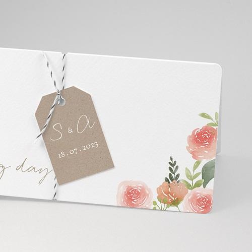 Einladungskarten Landhochzeit - Rustic Chic 71196 thumb