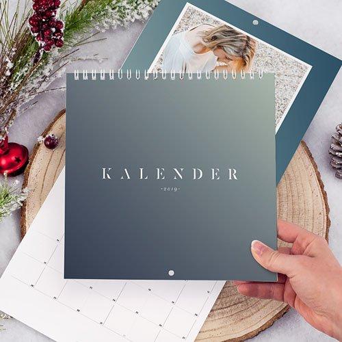 Wandkalender 2019 - Ombré Look 71698 thumb