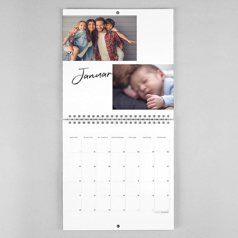 Wandkalender 2019 - Modern Lettering 71710 thumb