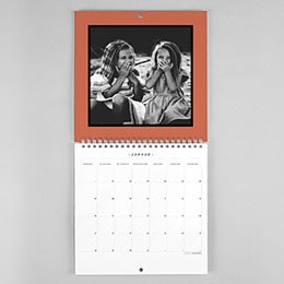 Kalender Nouvel An Florale Motive