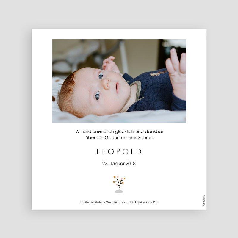 Geburtskarten für Junge Lama Aquarell pas cher