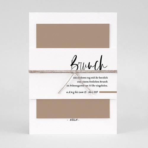 Kreative Hochzeitskarten - Brush Schrift 72287 thumb