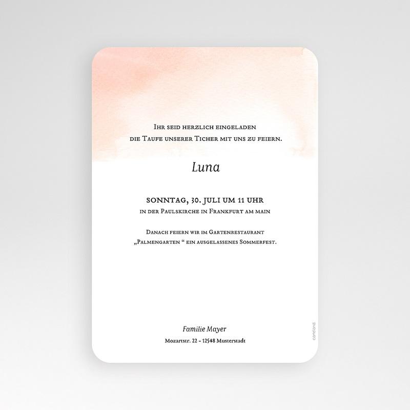 Prinzessin Einladungskarten Taufe Prinzessin pas cher