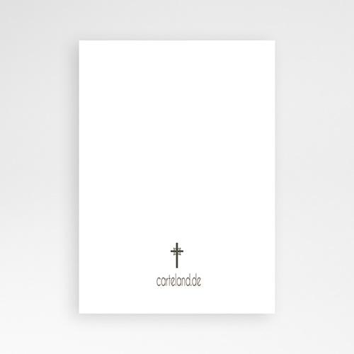Einladungskarten Taufe Mädchen - Traditionell 7240 test