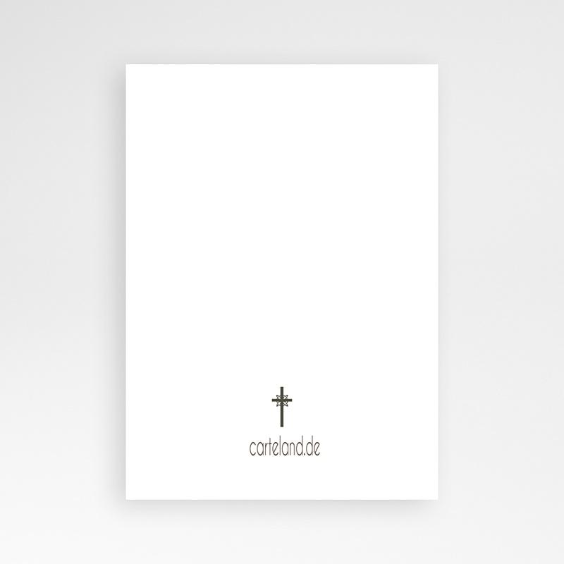 Einladungskarten Taufe für Mädchen Traditionell pas cher