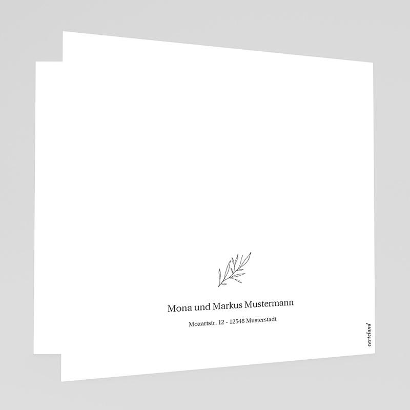 Geburtskarten Rotfuchs gratuit