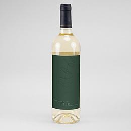 Flaschenetiketten Wein Eukalyptus