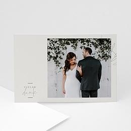 Danksagungskarten Hochzeit Eukalyptus