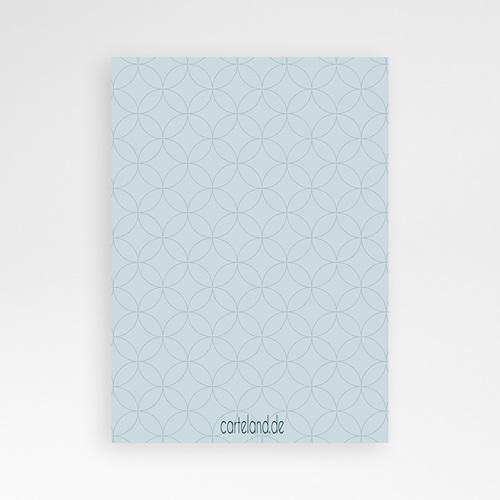 Einladungskarten Taufe Jungen  - Baby 7284 test