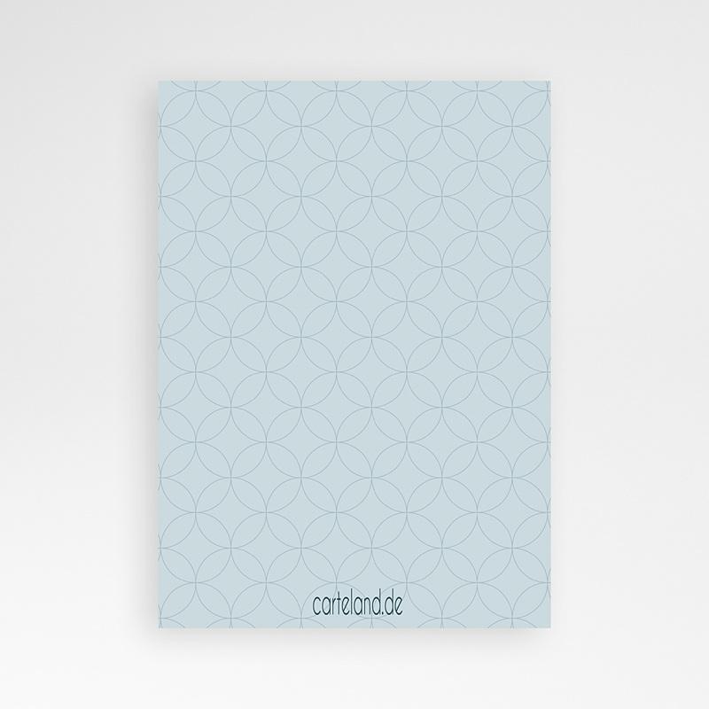 Einladungskarten Taufe für Jungen Baby pas cher