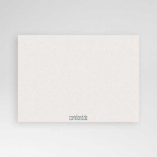 Einladungskarten Taufe Jungen  - Weiss 7288 test