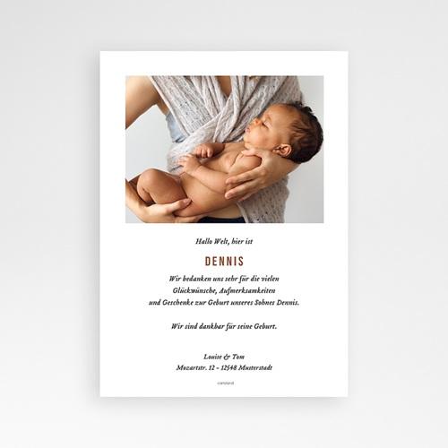 Geburtskarten mit Bär Retro Bär pas cher