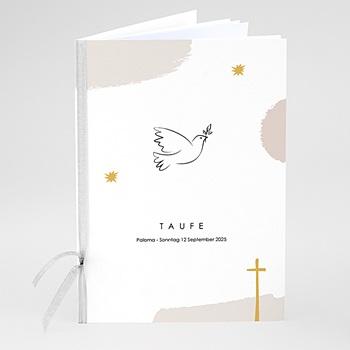 Kirchenhefte zur Taufe - Picasso stil - 0