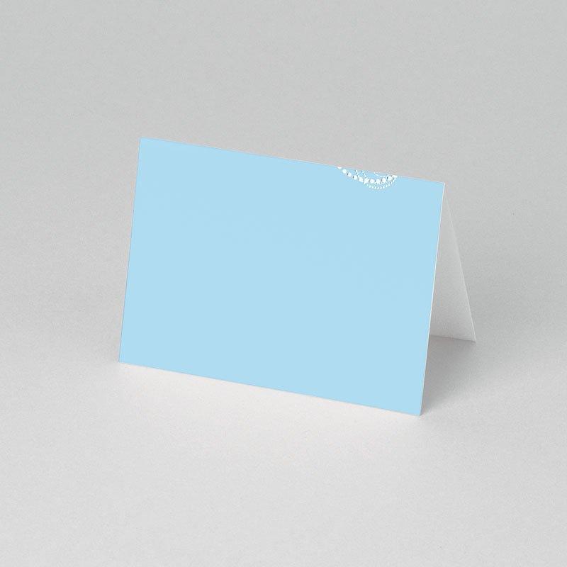 Tischkarten Taufe Viola pas cher