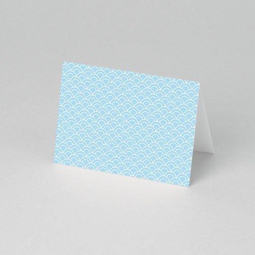 Tischkarten Kommunion Modern frisch pas cher