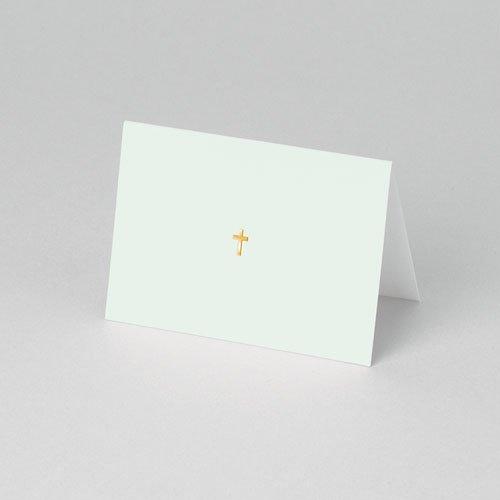 Tischkarten Kommunion Stilvoll pas cher