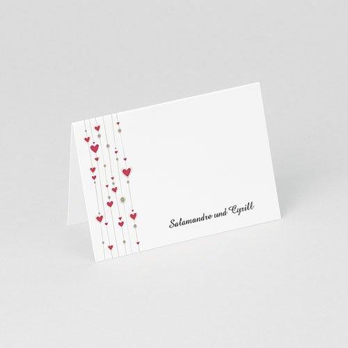 Tischkarten Hochzeit personalisiert Paris gratuit