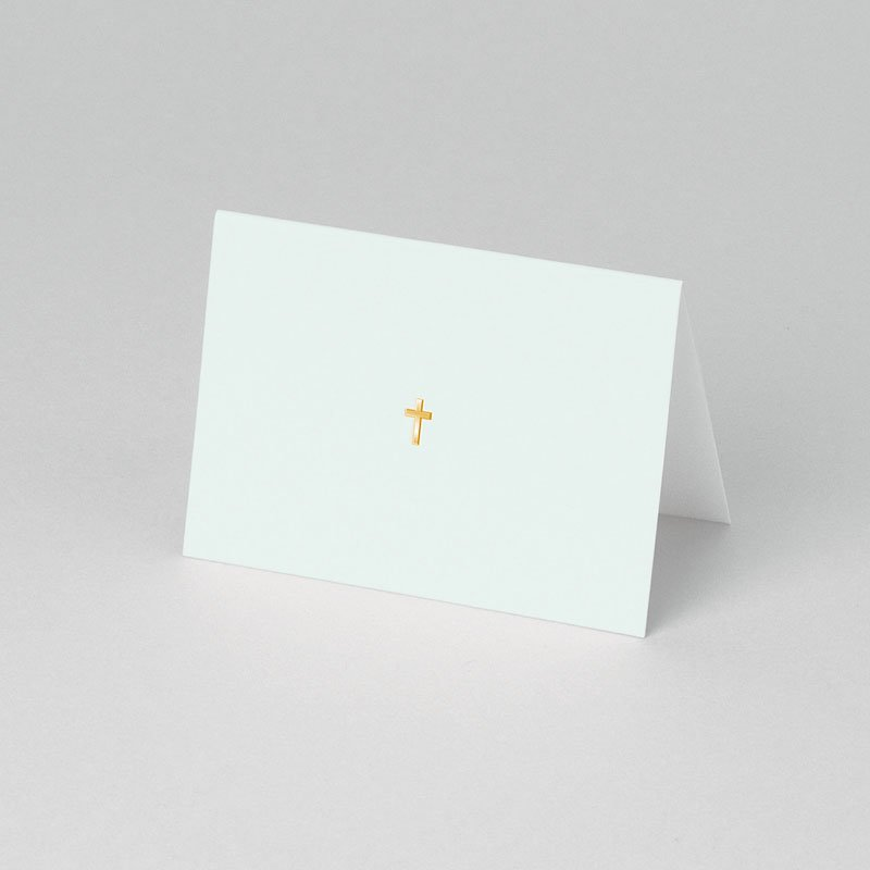 Tischkarten Kommunion Wundervoll pas cher