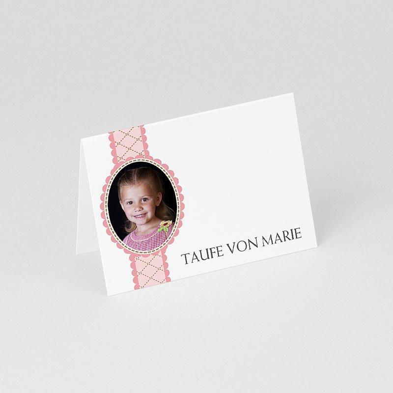 Tischkarten Taufe - Schutz 74388 thumb