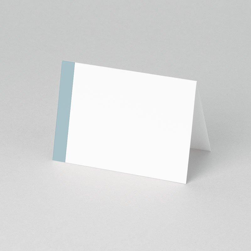 Tischkarten Kommunion Grün Blau pas cher
