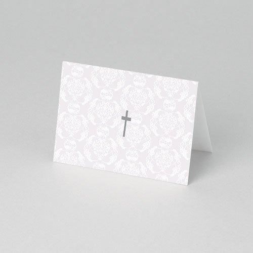 Tischkarten Kommunion Kommunionskind pas cher