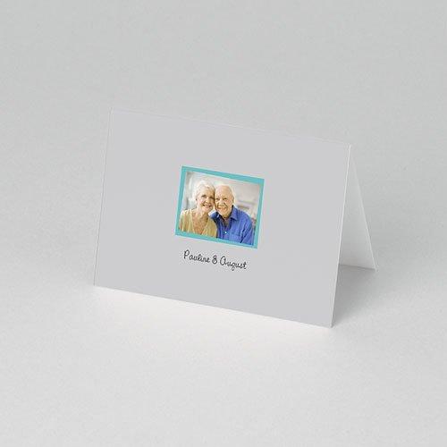 Tischkarten Geburtstag Zweisam pas cher