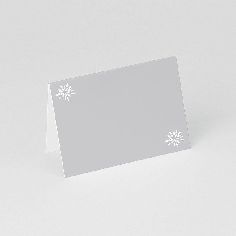 Tischkarten Geburtstag Zweisam gratuit