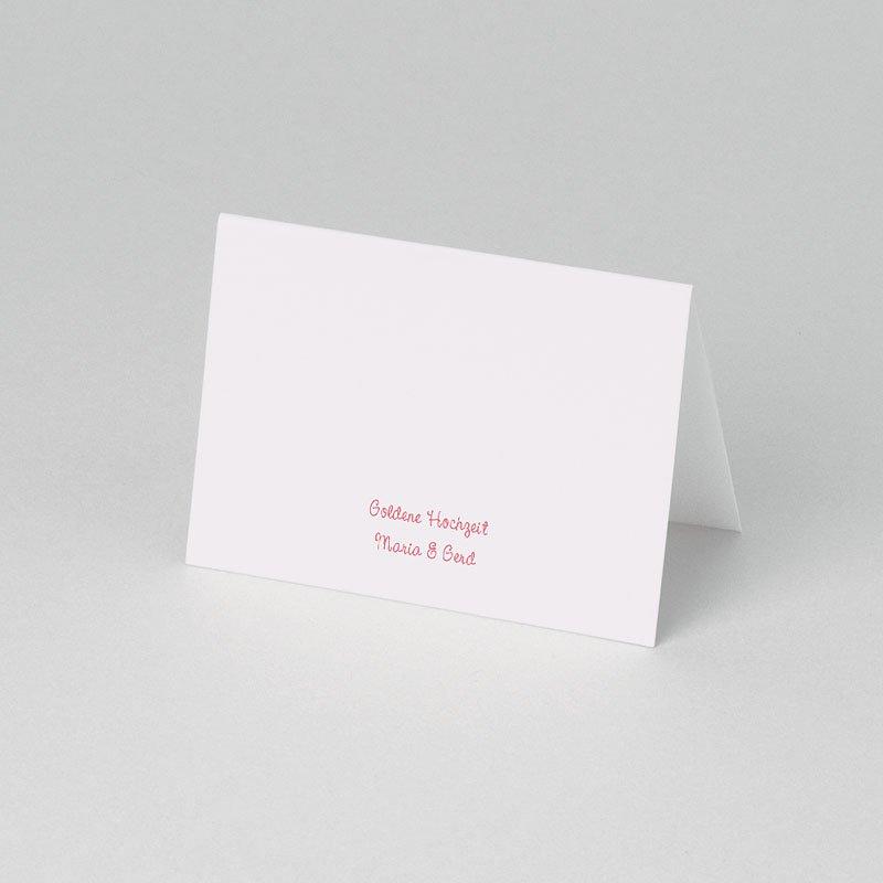 Tischkarten Geburtstag Vogelhochzeit pas cher