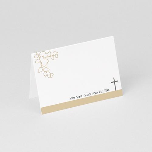 Tischkarten Kommunion Heiliger Geist gratuit