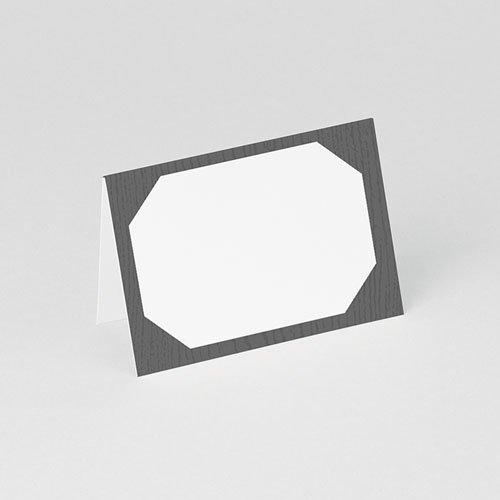 Tischkarten Hochzeit personalisiert Fotoroman gratuit