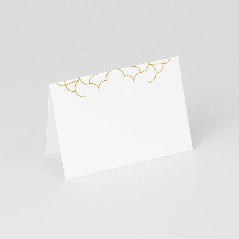 Tischkarten Hochzeit Alhambra gratuit