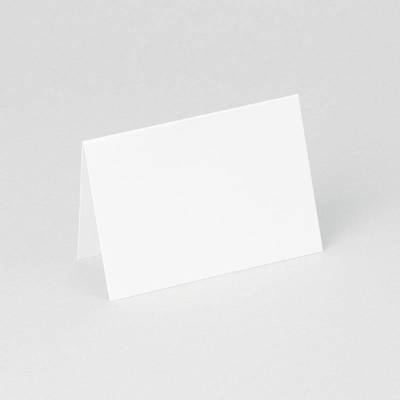 Tischkarten Hochzeit Typografisch und Form gratuit