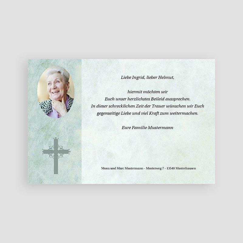 Christlich Dankeskarten Trauer Wie Wolken pas cher