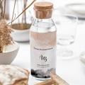 Flaschenetiketten Hochzeit Aquarell trifft Gold gratuit