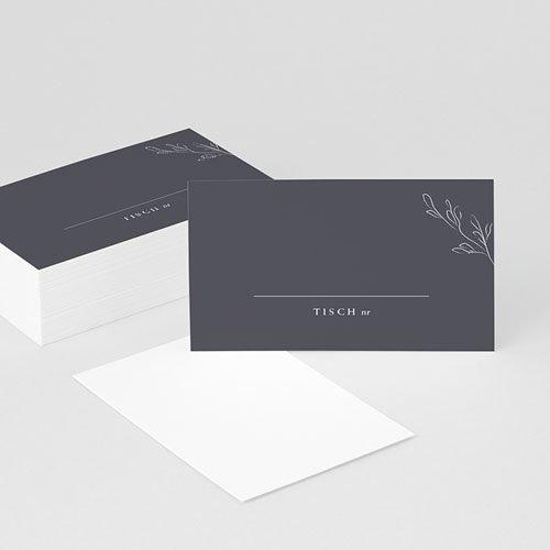 Tischnummer Hochzeit Kinfolk Spirit