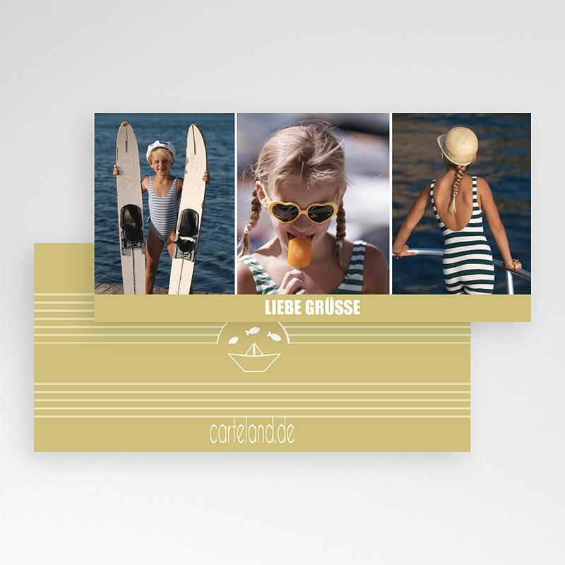 Fotokarten Multi-Fotos 3 & + Kroatien pas cher