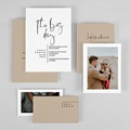 Hochzeitseinladungen Handschrift gratuit