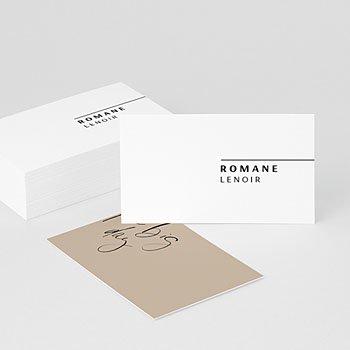 Tischkarten Hochzeit - Handschrift - 0