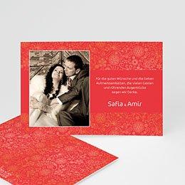 Hochzeitseinladung orientalisch - 1