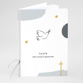Kirchenhefte zur Taufe Matisse Stil